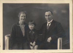 B37: Kristine og Jens Thomsen Jensen (ca. 1930)